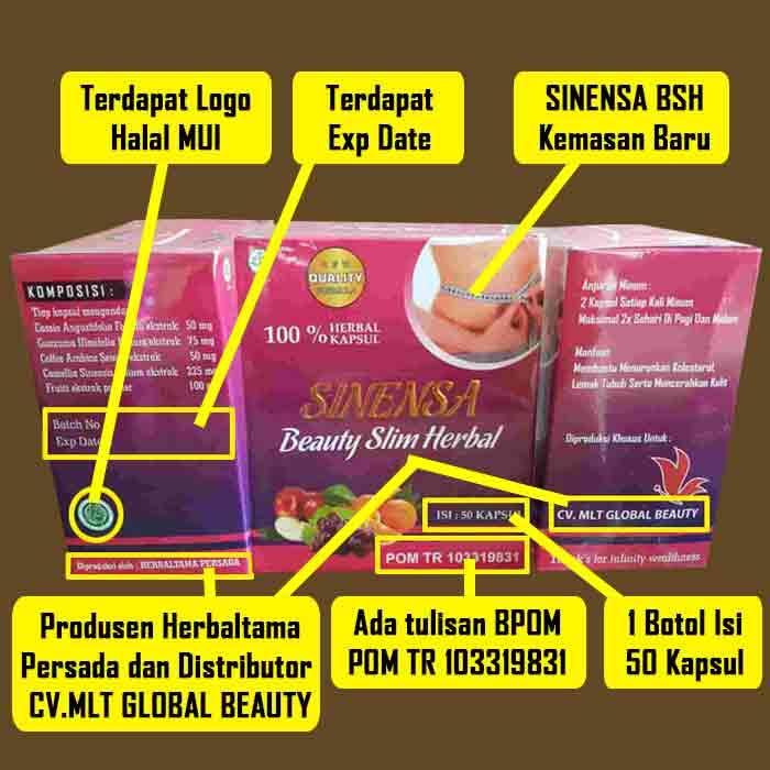 Review Sinensa Beauty Slim