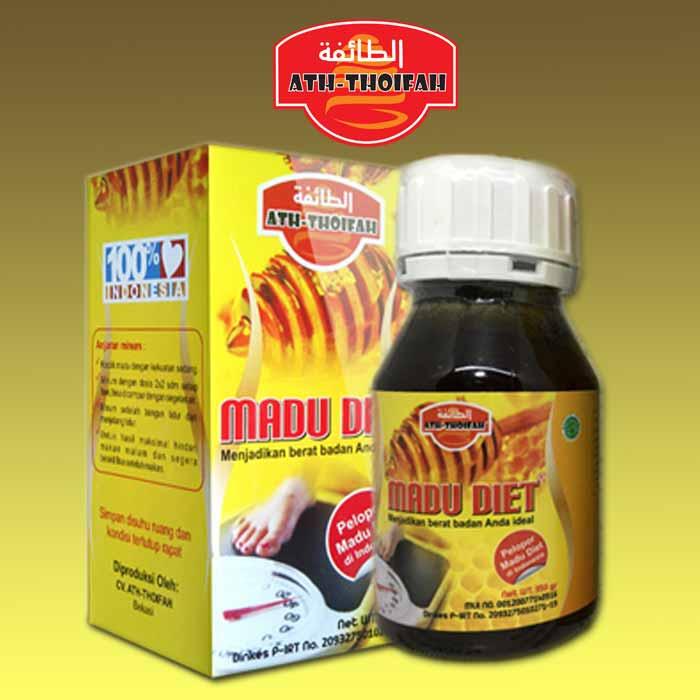 Bahaya Madu Diet Ath Thoifah