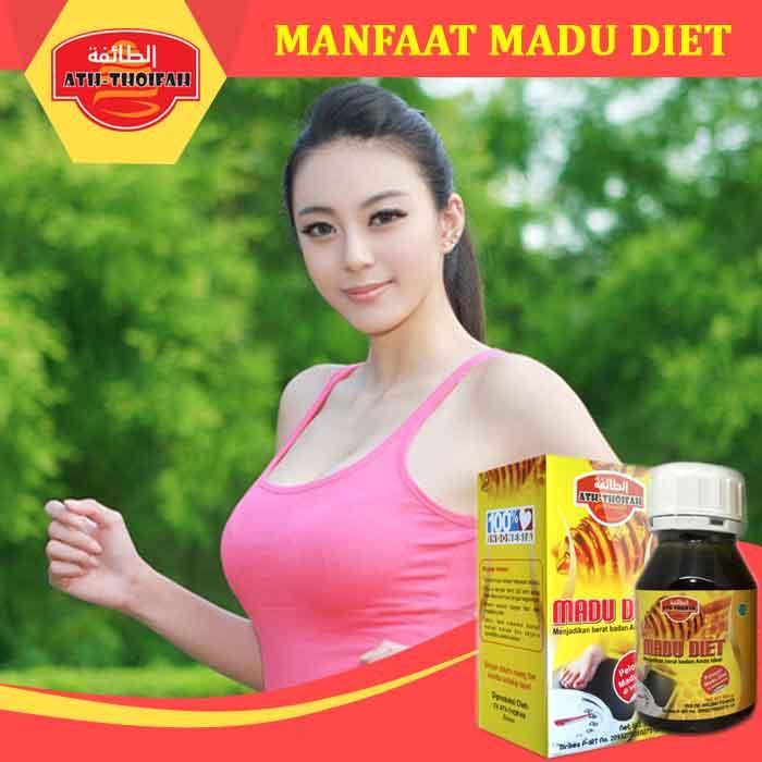Harga Madu Diet Ath Thoifah Asli