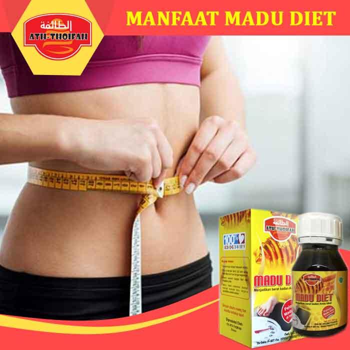 Grosir Madu Diet Ath Thoifah