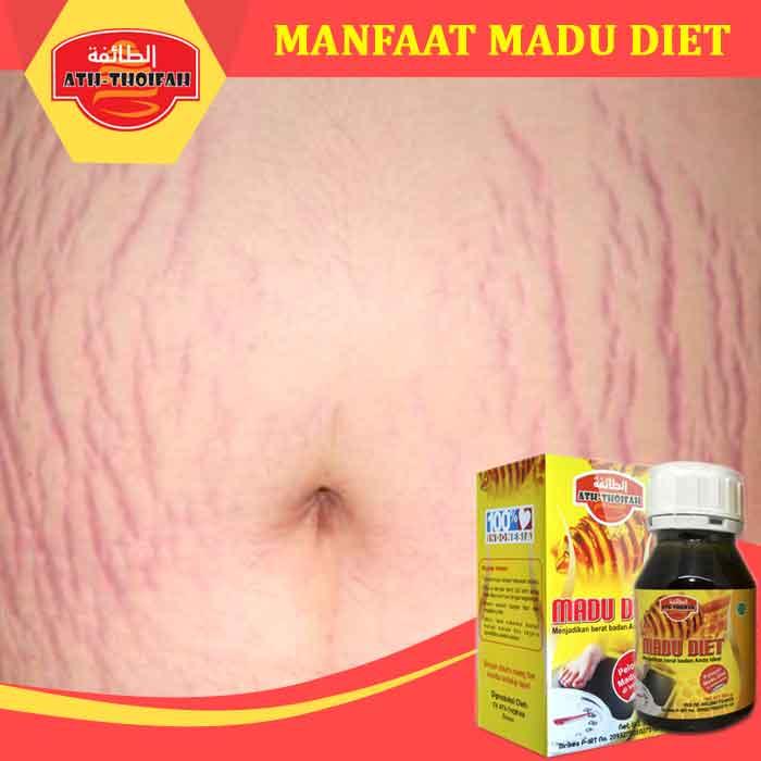 Jual Madu Diet Ath Thoifah Asli
