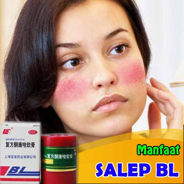 Salep BL Menghilangkan Bekas Gatal