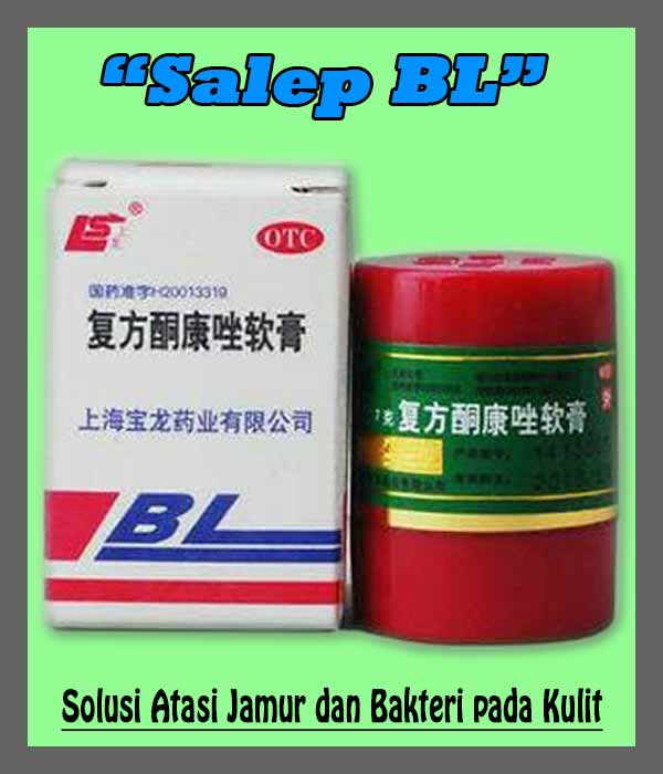 Salep Jerawat BL