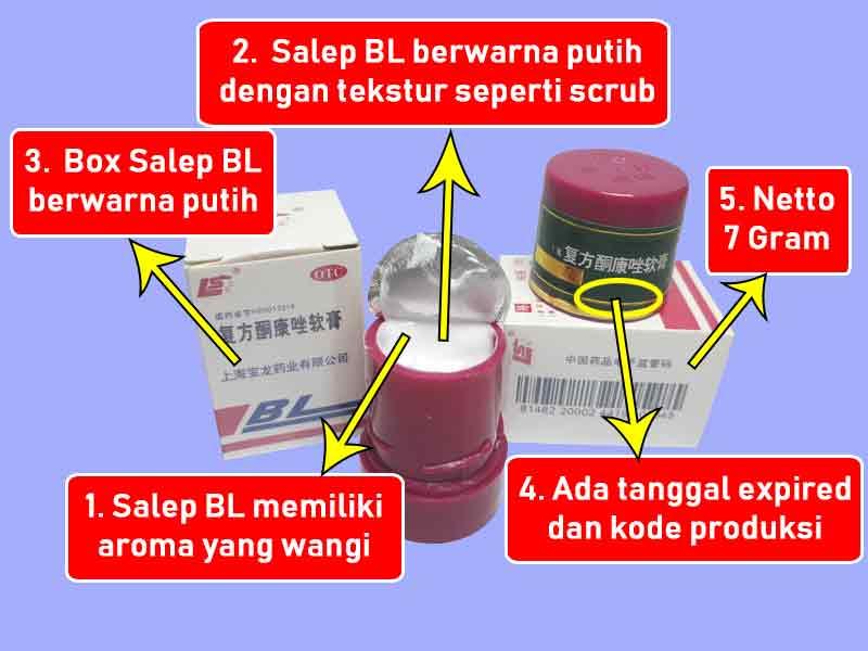 Salep BL Gatal Alergi