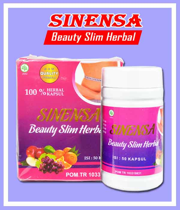 Harga Sinensa Beauty Slim