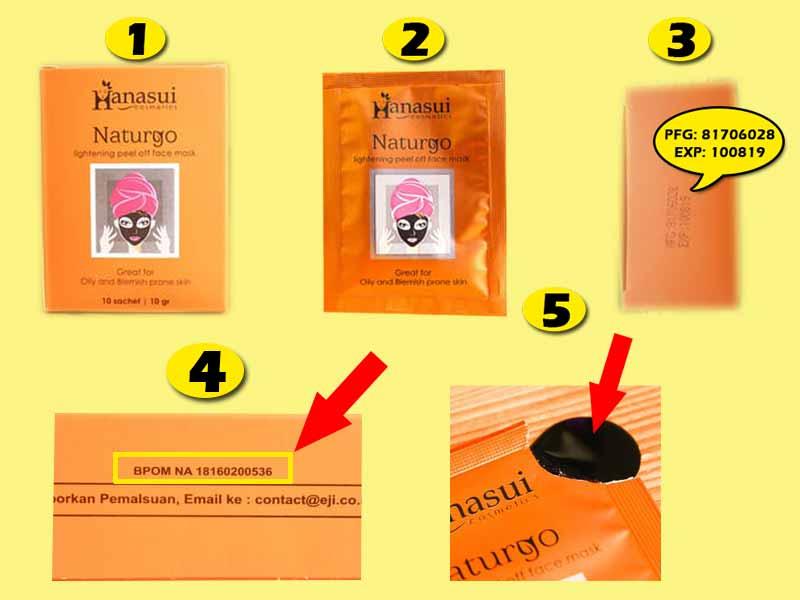 Efek Samping Masker Naturgo