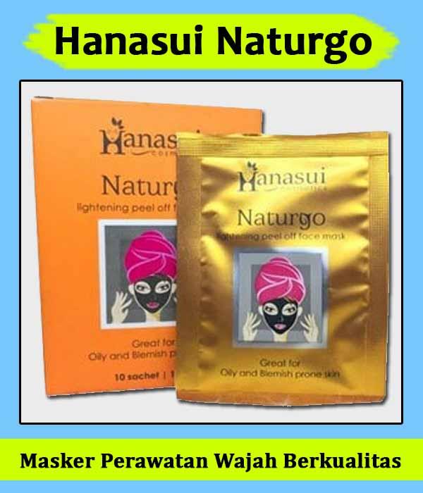 Grosir Masker Naturgo Murah
