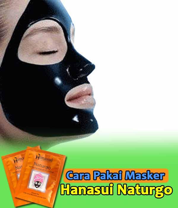 Masker Wajah Naturgo Asli