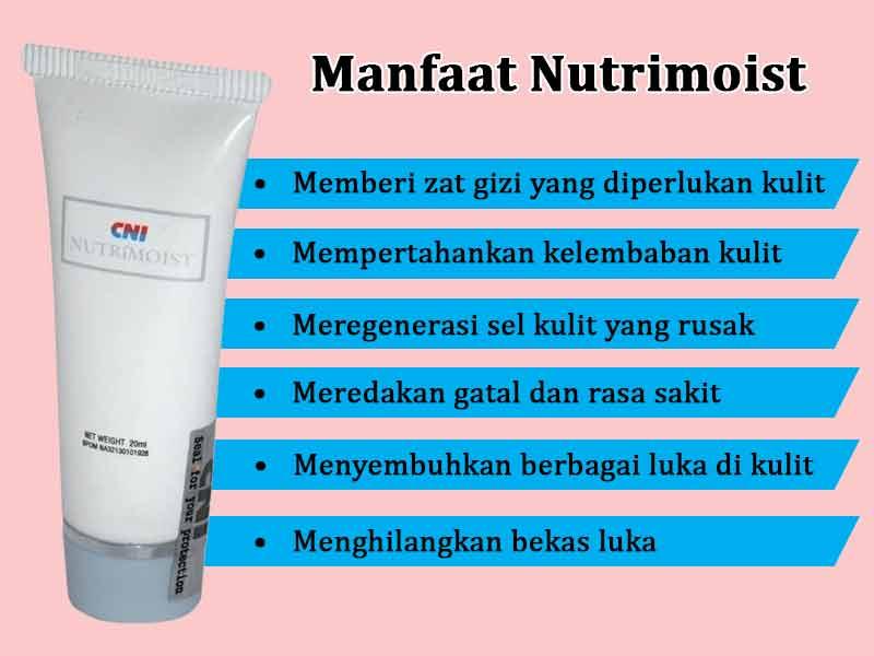 Salep Nutrimoist Cni