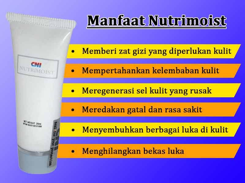 Nutrimoist Cni Untuk Jerawat