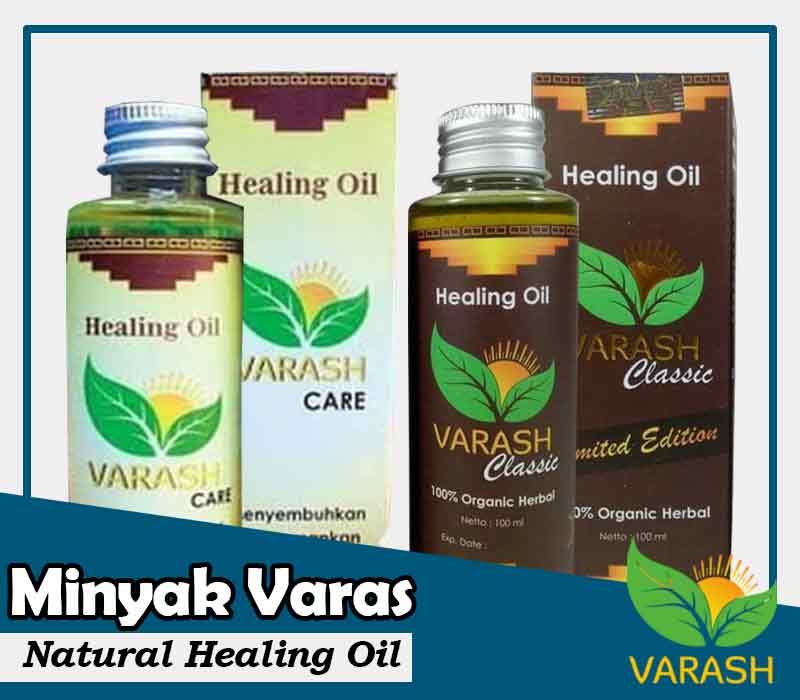 Minyak Varash Untuk Lemah Syahwat