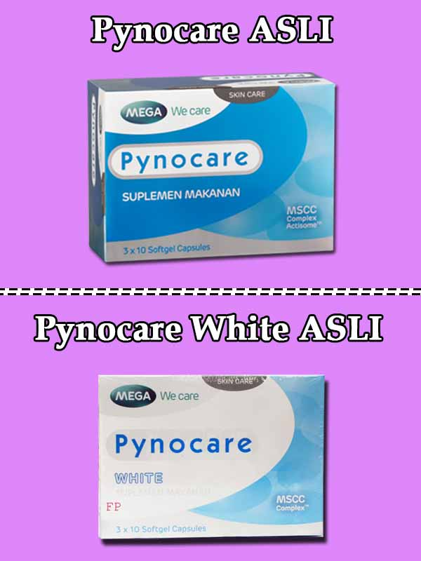 Testimoni Pynocare Dan Pynocare White