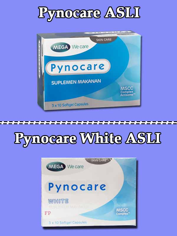 Jual Pynocare White Online