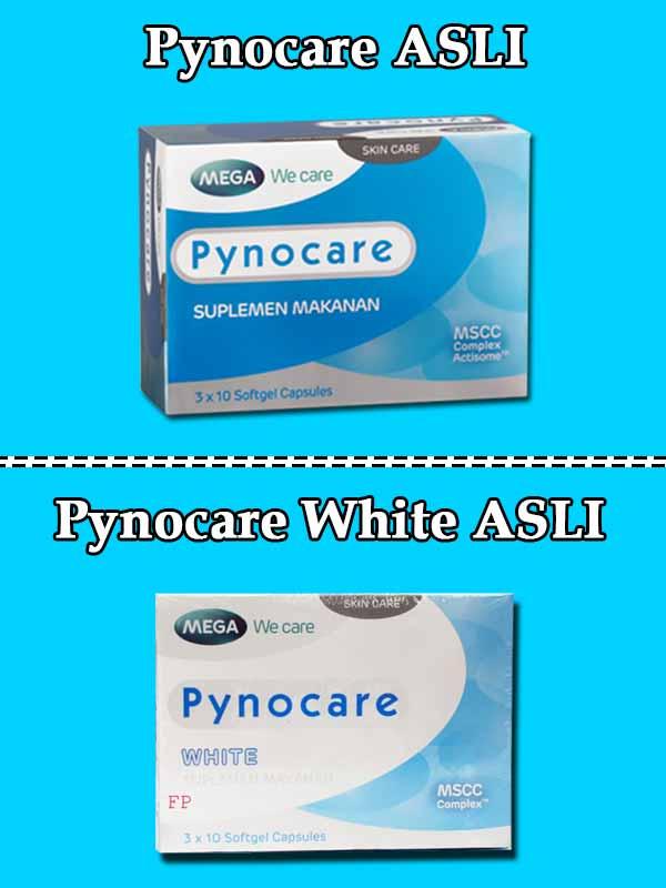 Perbedaan Pynocare Dan Pynocare White