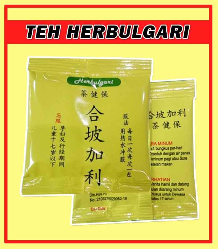 Agen Teh Herbulgari Original