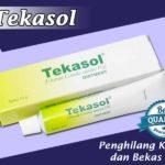 Kegunaan Tekasol Untuk Keloid Dan Testimoni Pemakaian