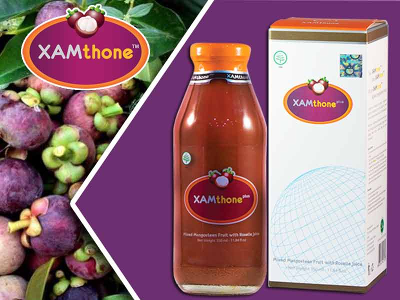 Xamthone Plus Obat Hiv