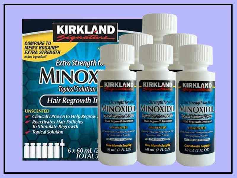 Harga Kirkland Minoxidil Original