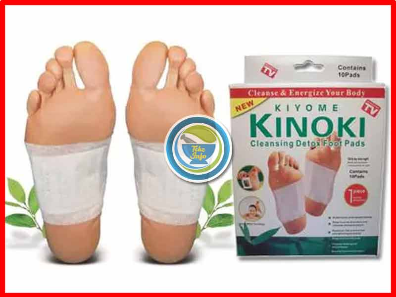 Jual Koyo Herbal Kinoki Cleansing Detox Foot di Kebumen