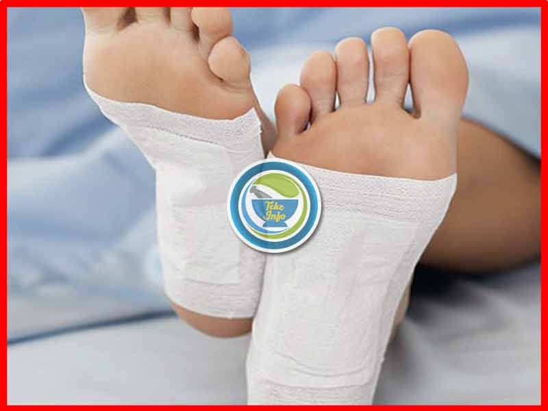 Jual Koyo Herbal Kinoki Gold Detox Foot Pads di Kota Kijang
