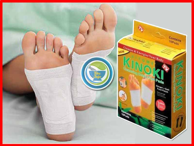 Jual Koyo Herbal Kinoki Cleansing Detox Foot di Bener Meriah