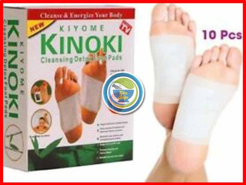 Jual Koyo Ajaib Kinoki Cleansing Detox Foot di Karawang