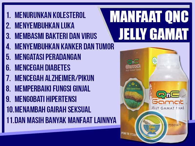 Supplier QnC Jelly Gamat Asli di Kota Grobogan