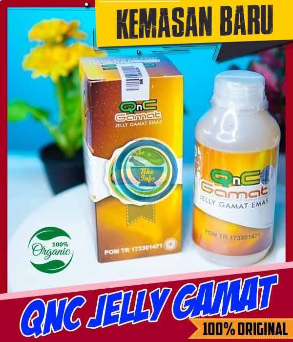 QnC Jelly Gamat Untuk Radang Usus Dan Amandel