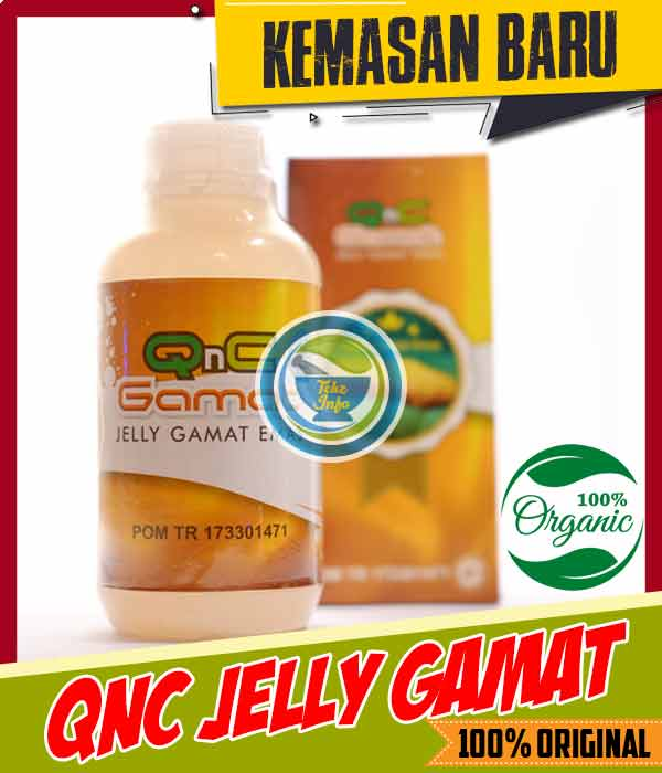 Supplier QnC Jelly Gamat Asli di Kota Batang
