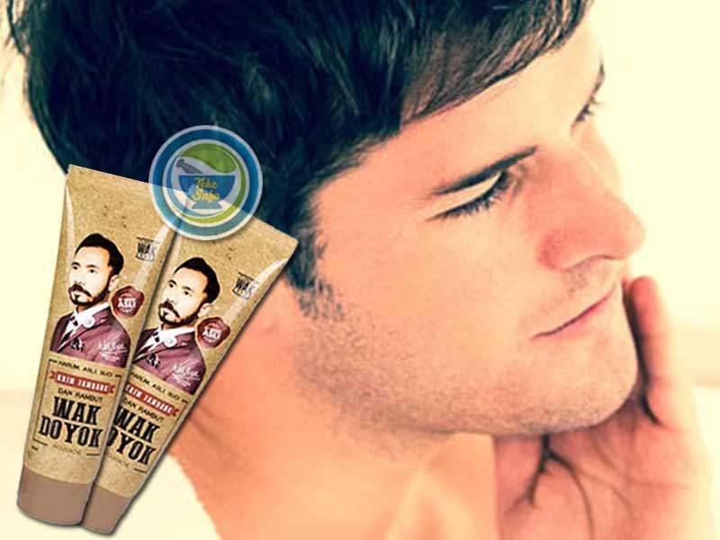 Jual Cream Wak Doyok Untuk Penumbuh Rambut di Kota Lumajang