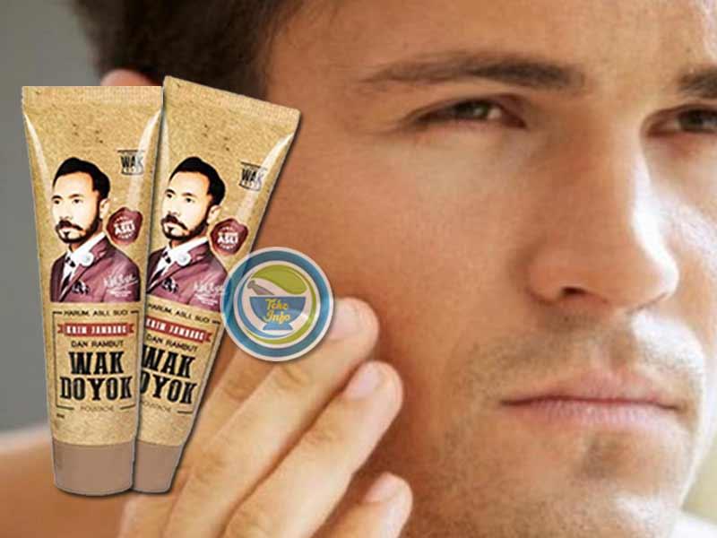 Jual Cream Wak Doyok Untuk Penumbuh Kumis di Kota Nganjuk
