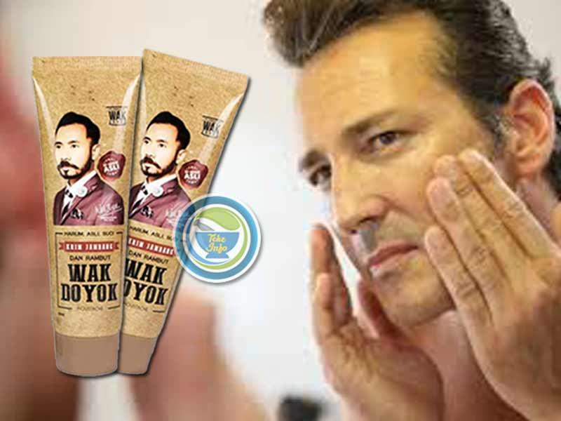 Jual Cream Wak Doyok Untuk Penumbuh Kumis di Kota Sengkang