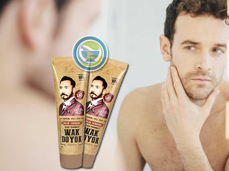 Jual Cream Wak Doyok Untuk Penumbuh Rambut di Kota Deli Serdang