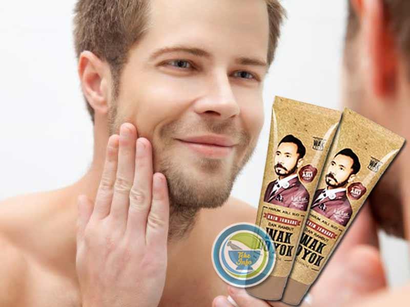 Jual Cream Wak Doyok Untuk Penumbuh Kumis di Kota Sabang
