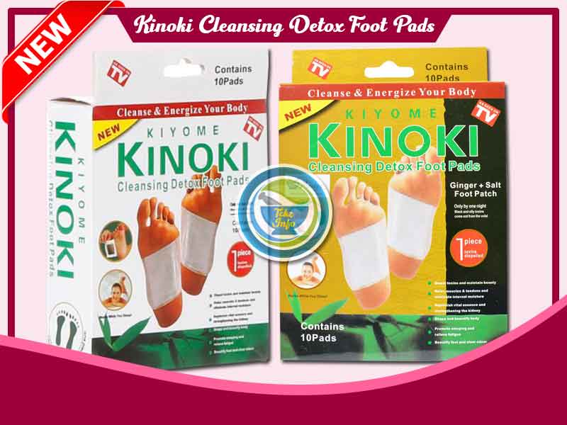 Jual Koyo Herbal Kinoki Cleansing Detox Foot di Nduga