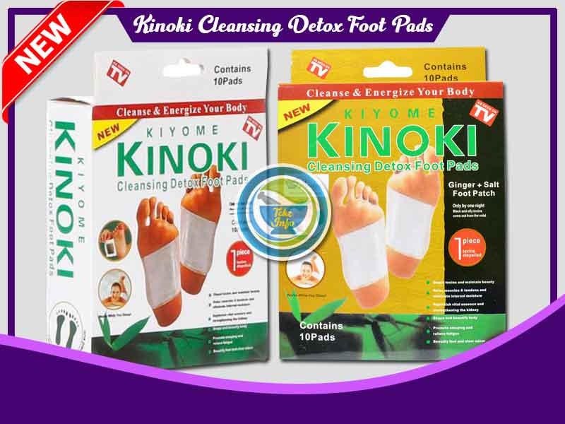 Jual Koyo Herbal Kinoki Gold Detox Foot Pads di Kolonodale