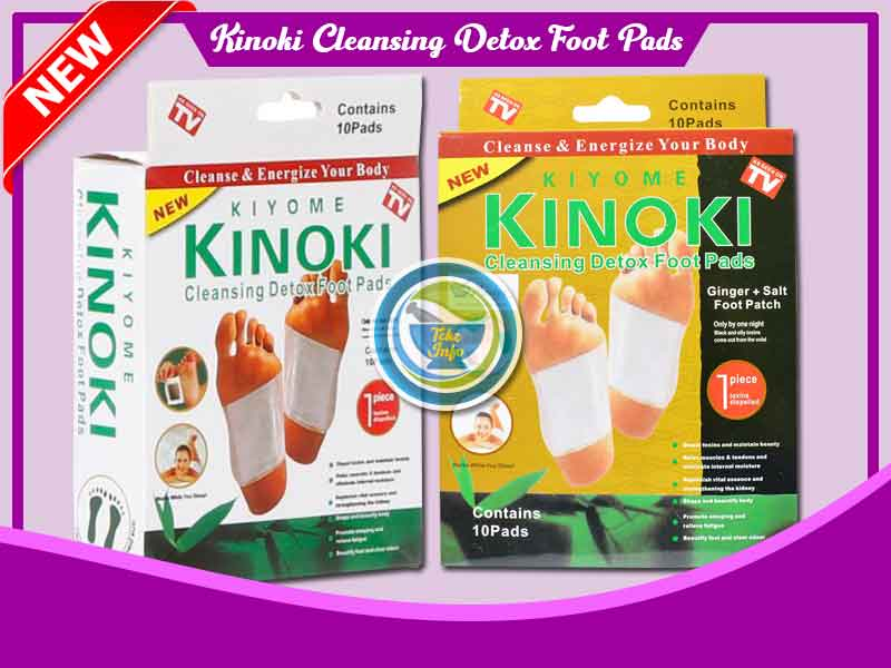 Jual Koyo Herbal Kinoki Cleansing Detox Foot di Kotamobagu