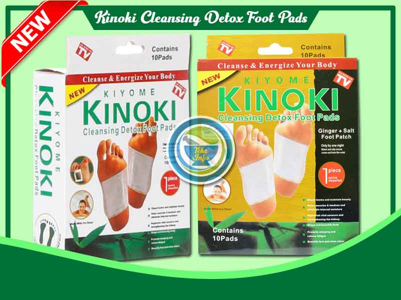 Jual Koyo Herbal Kinoki Cleansing Detox Foot di Limboto