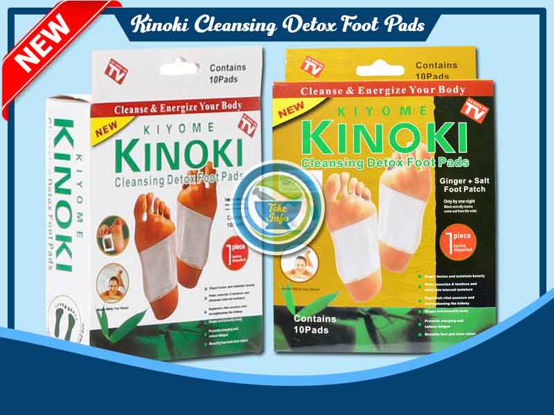 Jual Koyo Herbal Kinoki Detox Foot Pads White di Simpang Tiga Redelong