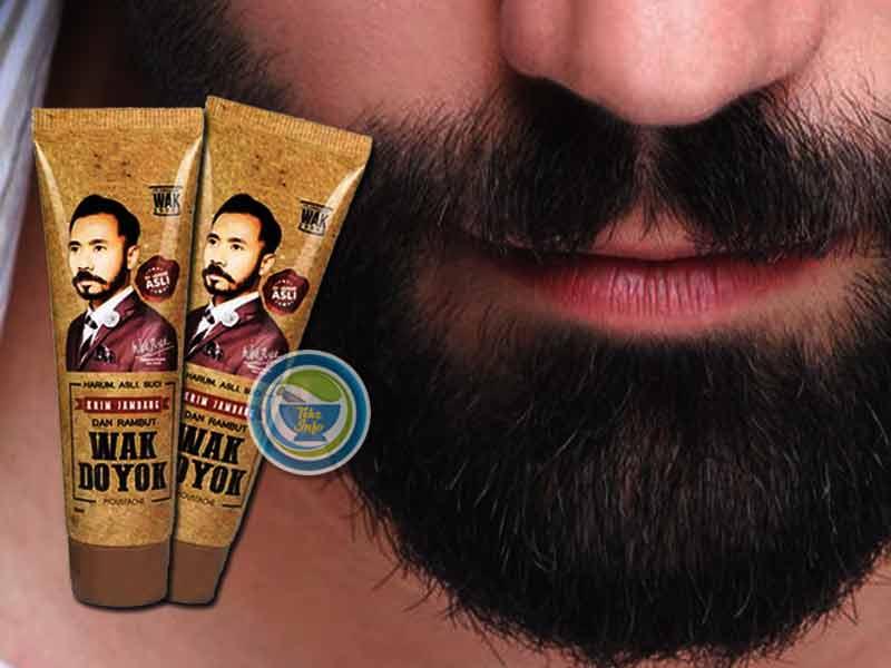 Jual Cream Wak Doyok Untuk Penumbuh Rambut di Kota Bandar Lampung