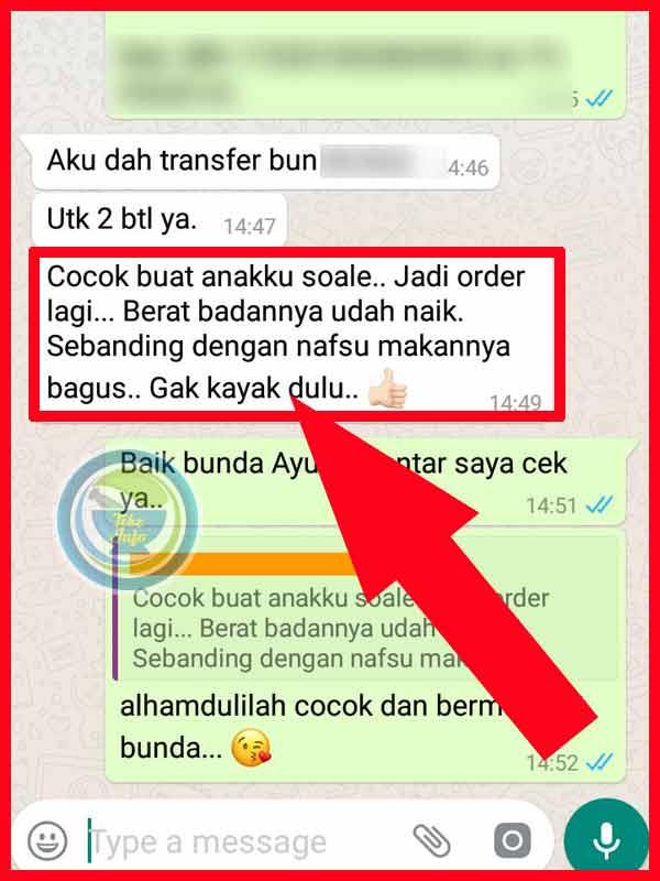 Toko Madu Gemuk Badan di Kota Banjarbaru